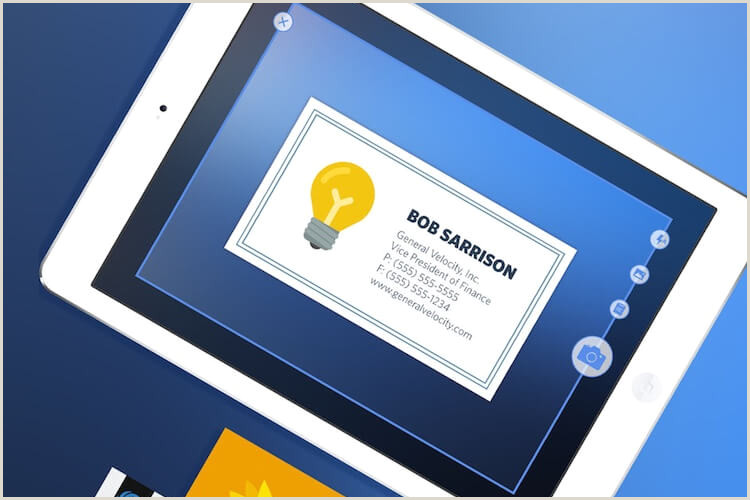 Best Business Cards Reader Apps IPhone 7 Best Ios Business Card Scanner Apps For IPhone
