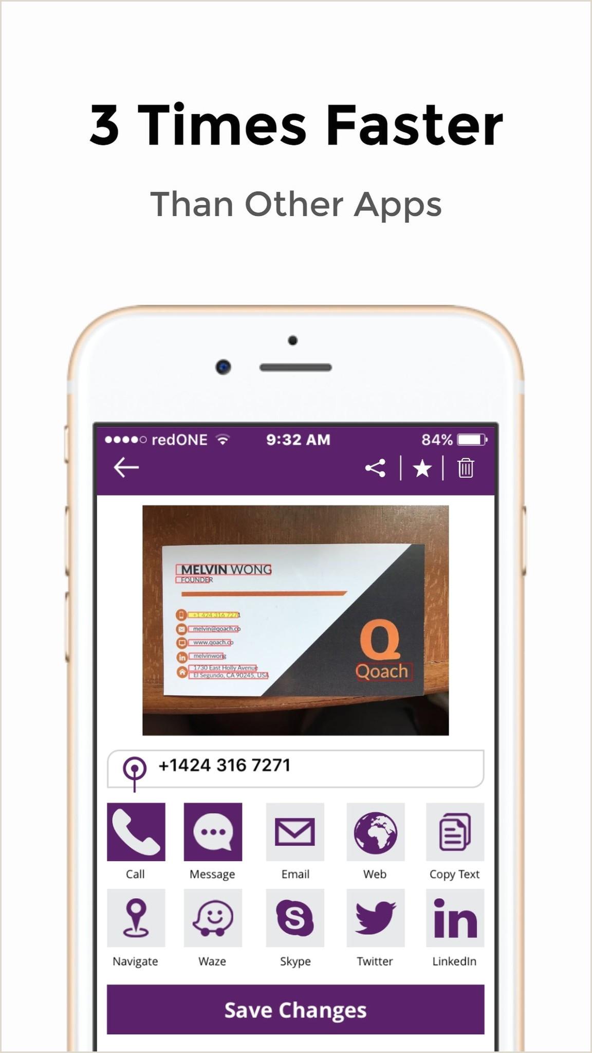 Best Business Cards Reader Apps IPhone Best Business Card Scanner Apps For IPhone And Ipad In 2020