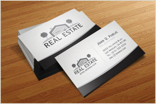Best Business Cards Real Estate 30 Best Examples Of Real Estate Business Card Designs