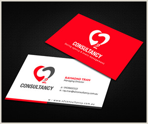 Best Business Cards Redit Red Business Cards