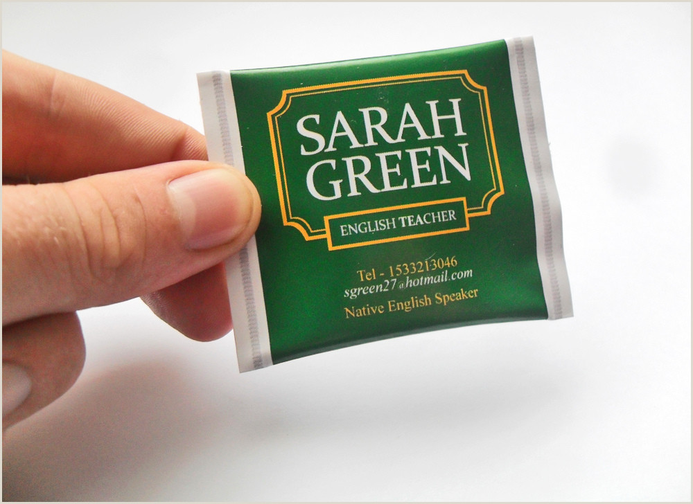 Best Business Cards Sam Day Sighking 30 Business Card Design Ideas That Will Get Everyone Talking