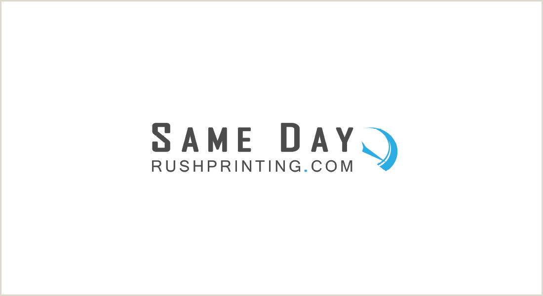 Best Business Cards Same Day Fastest Printing Pany Open 24 7