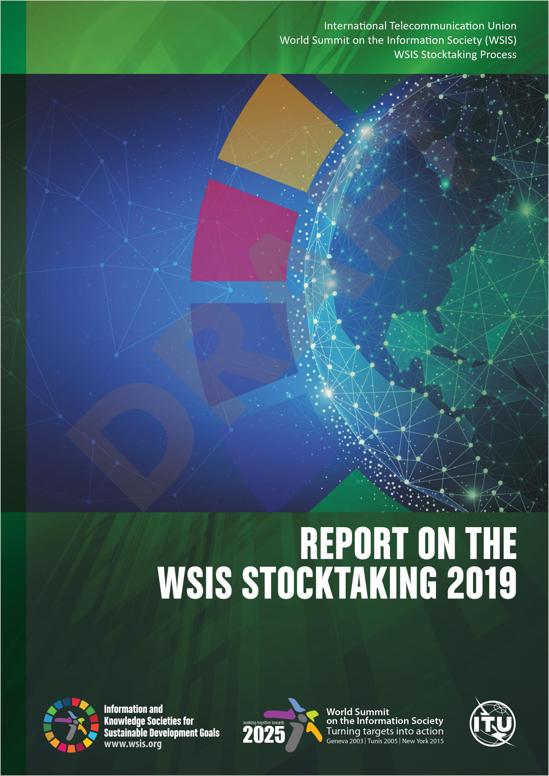 Best Business Cards Same Day Sigh King Report On The Wsis Stocktaking Edition 2019