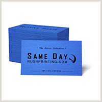Best Business Cards Same Day Sigh King Same Day Standard Business Cards Printing Services