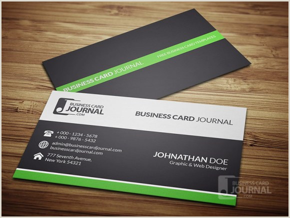 Best Business Cards To Churn 25 Excellent Business Card Templates For Your Own Use