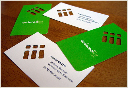 Best Business Cards To Have 30 Cool Die Cut Business Cards Worth Checking Out