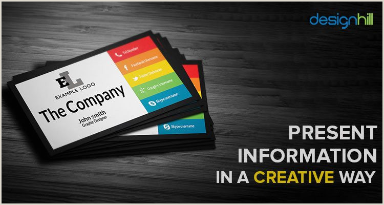 Best Business Cards To Have Clients Engage Creative Business Card Designs That Impress Customers