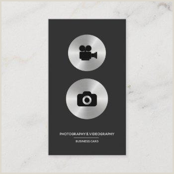 Best Business Cards Video Production Videography Business Cards