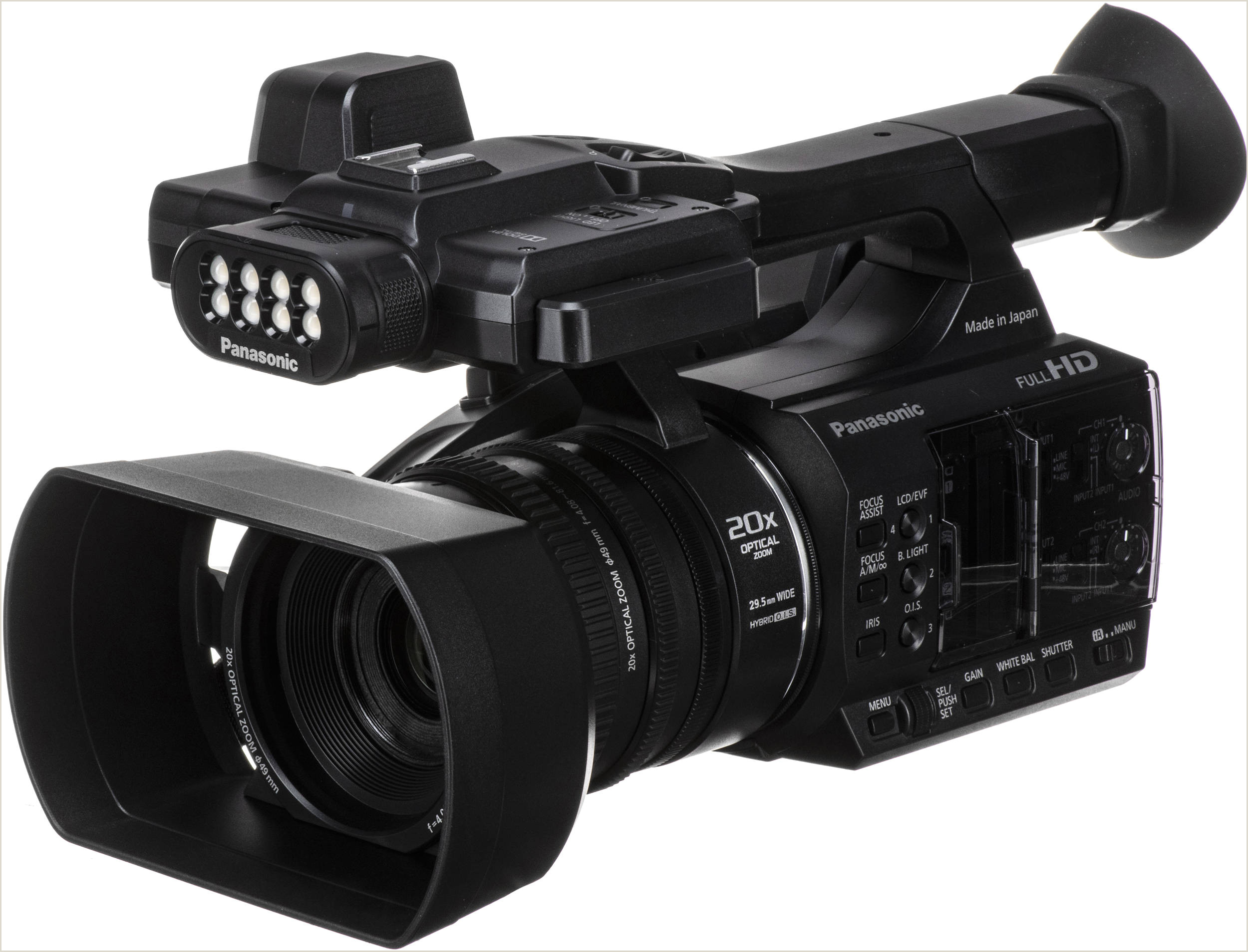 Best Business Cards Video Production Which Video Camera Is Best For You