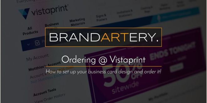 Best Business Cards Vistaprint Vistaprint ordering Your Business Cards May 2017