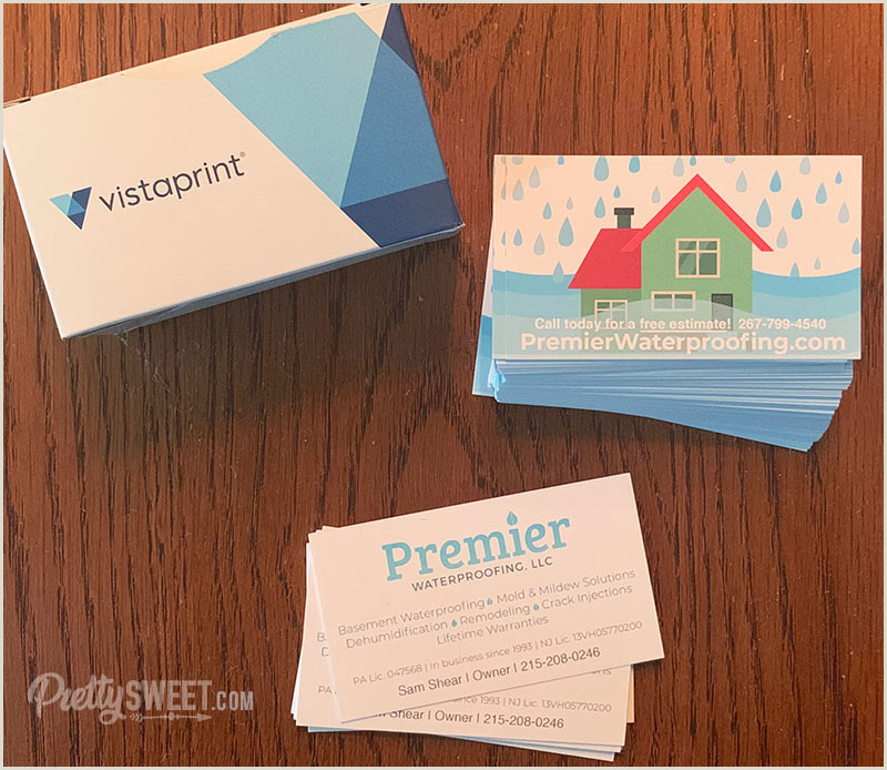Best Business Cards Vistaprint Vistaprint Standard Business Card Reviews Check Out My Cards