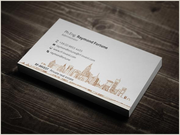 Best Business Cards We Buy Houses 30 Best Examples Of Real Estate Business Card Designs