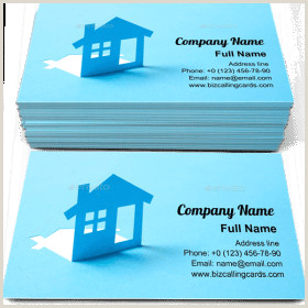 Best Business Cards We Buy Houses ✅ Business Card Examples For Create Custom Design