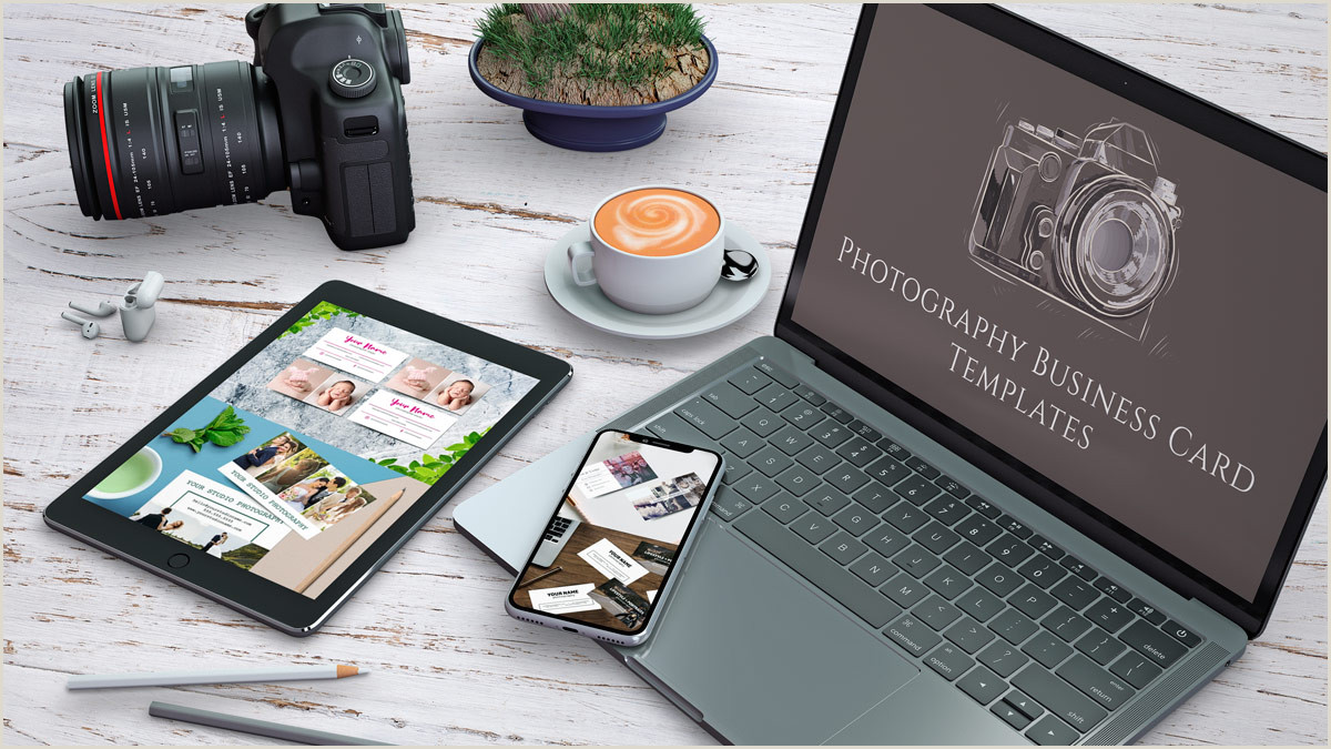 Best Business Cards Website For Photographers 18 Best Free Graphy Business Card Templates