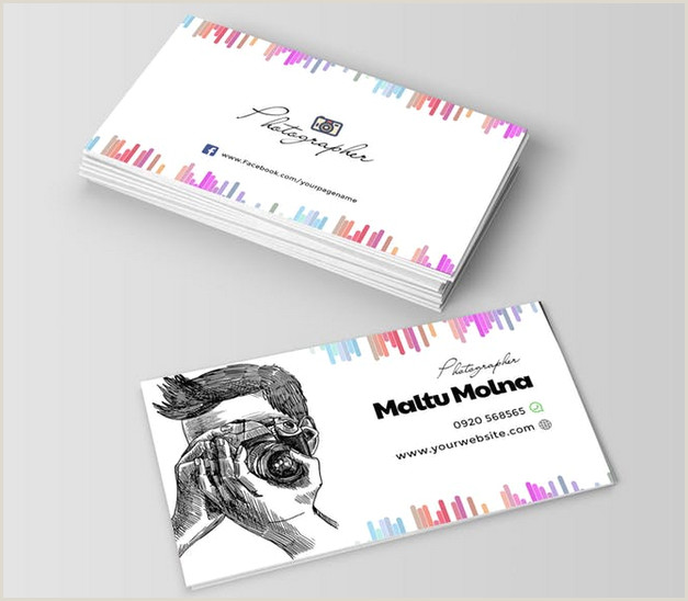 Best Business Cards Website For Photographers Top 25 Graphy Business Cards Examples From Around The Web