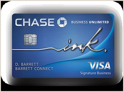 Best Business Cards With Maxed Out Personal Credit Ink Business Unlimited℠ Credit Card