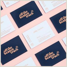 Best Business Cards With No Address 500 Best Business Card Inspiration Images In 2020