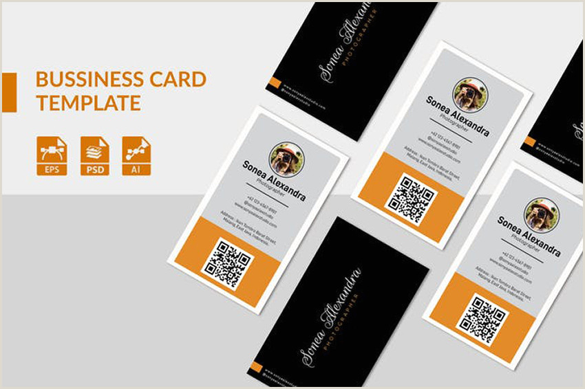 Best Business Cards With Photo 25 Best Graphy Business Card Designs 2019 Creative