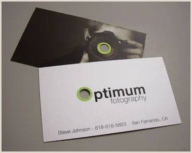Best Business Cards With Photo 40 Creative Graphy Business Card Designs For Inspiration