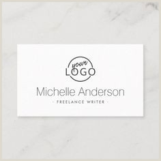Best Business Cards Writer 200 Best Editor Business Cards Images In 2020