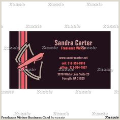 Best Business Cards Writer 40 Best Business Cards Freelance Writer Images