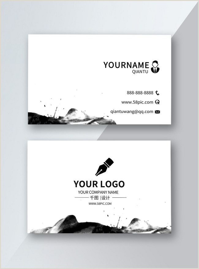 Best Business Cards Writer Writers Business Card Template Image Picture Free