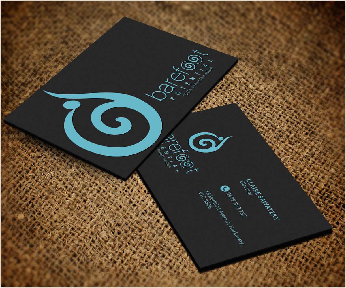 Best Business Cards Yoga 25 Inspiring Yoga Business Cards From Around The Web