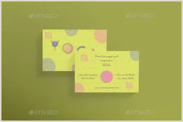 Best Business Cards Yoga 30 Sample Yoga Business Card Templates Free Design Ideas