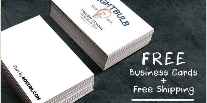 Best Deal On Business Cards Free Business Cards & Free Shipping Yes totally Free