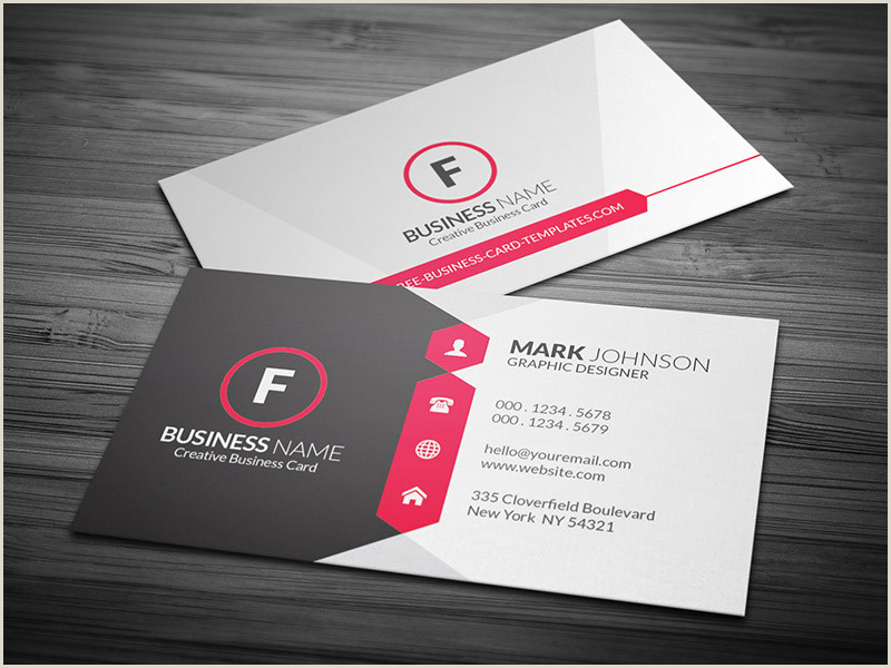 Best Looking Business Cards Top 32 Best Business Card Designs & Templates