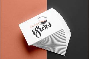 """Best Makeup Artist Business Cards E Stop Guide to """"business Card Design"""" Your First"""