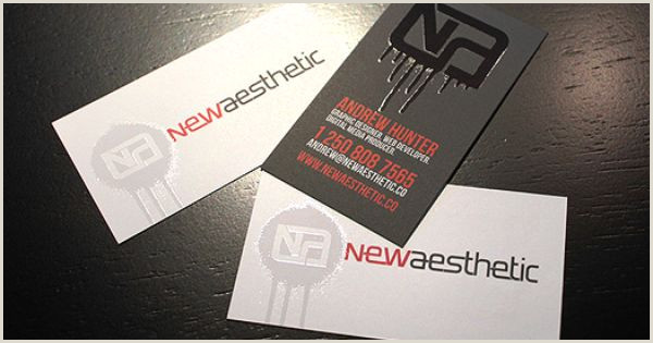 Best Modern Font For Business Cards Newaesthetic Business Cards
