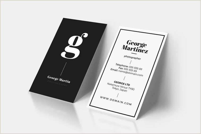 Best Modern Font For Business Cards What Is The Best Font For Your Business Card 5
