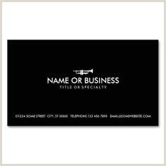 Best Musician Business Cards 10 Best Musician Business Card Images