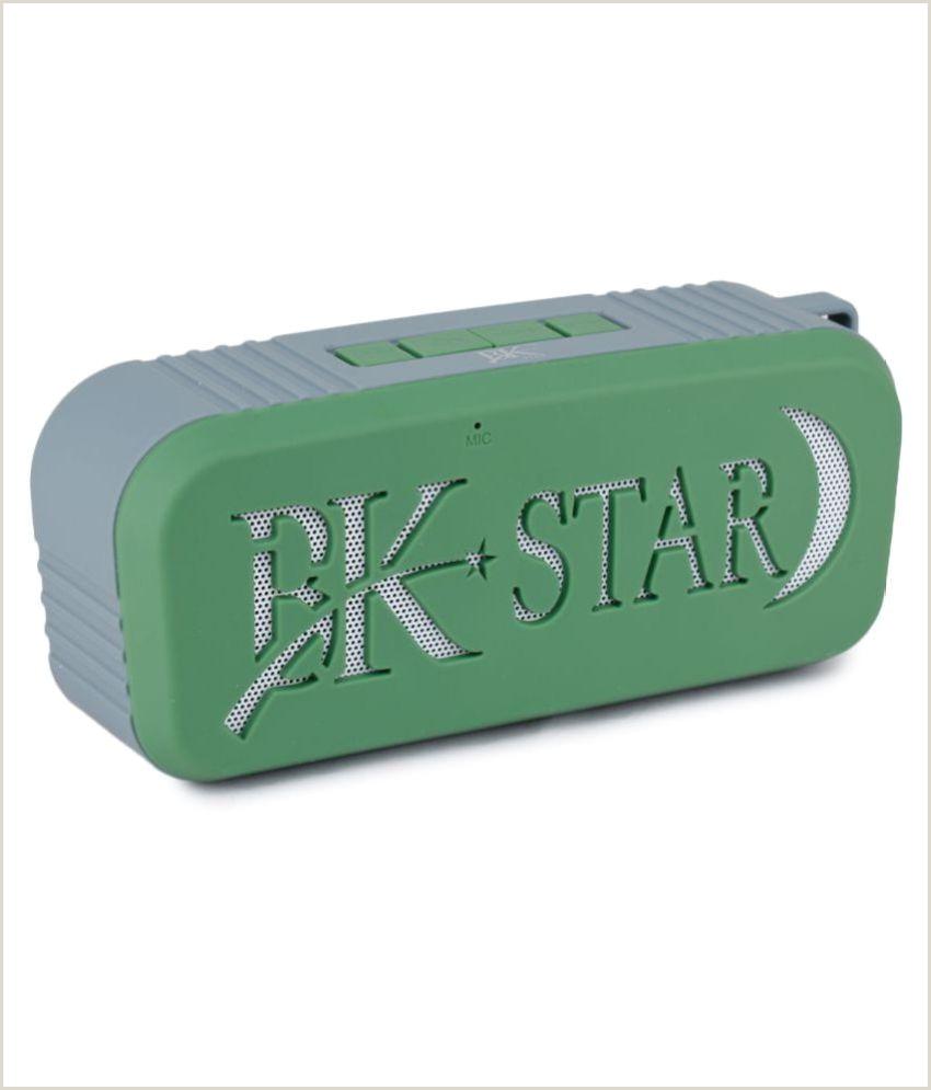Best Musician Business Cards Bk Star Bk 261 Bluetooth Speaker