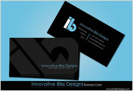 Best Personal Business Cards 55 Beautiful Business Card Designs