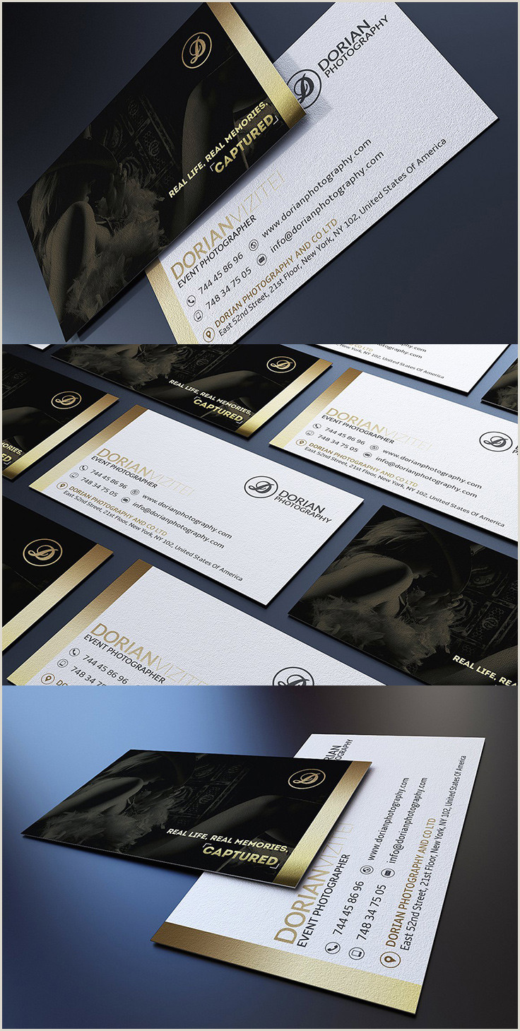 Best Photography Business Card 40 Graphy Business Card Templates
