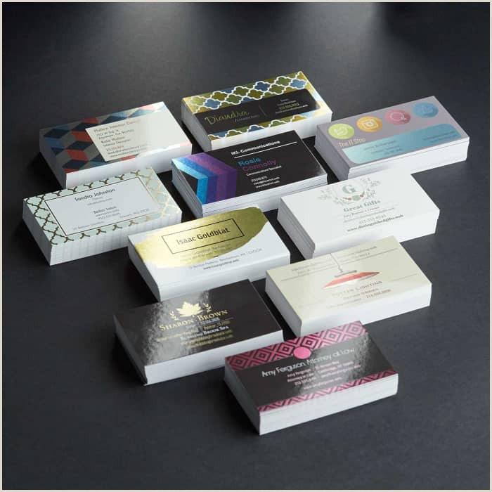 Best Places To Get Business Cards Business Cards