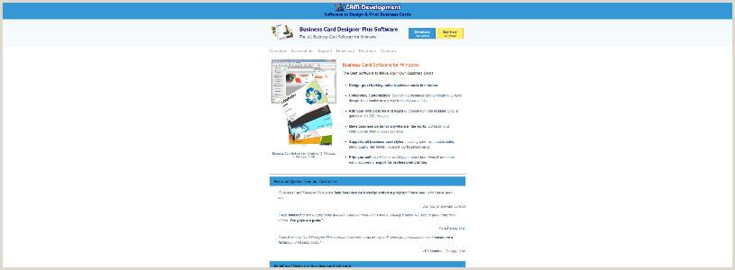 Best Program To Design Business Cards Top 10 Best Business Card Design Software 2020