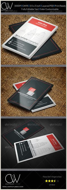 Best Real Estate Business Card Designs 100 Best Real Estate Business Cards Images