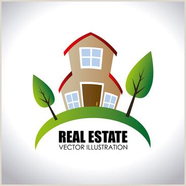 Best Real Estate Business Card Designs Logo Real Estate Business Card Free Vector 92 409