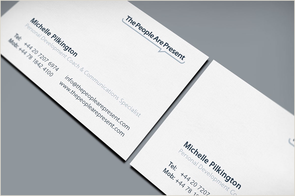 Best Way To Design Business Cards 5 Top Tips For Creating Business Card Designs