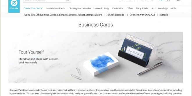 Best Website to order Business Cards 11 Best Places to order Business Cards Line In 2020