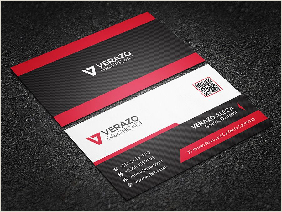 Best Websites For Business Cards Modern & Stylish Business Card