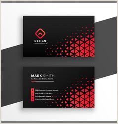 Black Business Card Background Black Business Card Vector Over 210 000