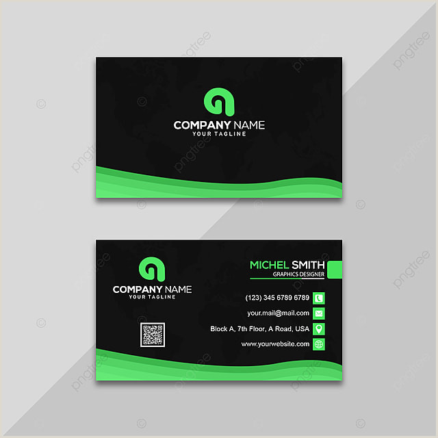 Black Business Card Design Black Business Card Design Templates Psd 379 Design