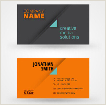 Black Business Card Design Black Business Card Vector Free Vector 31 520 Free