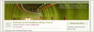Book Banner Template Designing Headers WordPress Codex