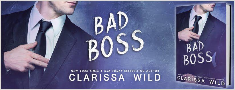 Book Signing Banner Banner Bad Boss By Clairissa Wild