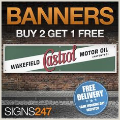 Book Signing Banner Collectibles Transportation Automobilia Opening Soon Sign